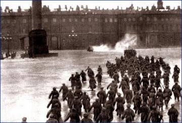 Cuộc tấn công Cung điện Mùa Đông