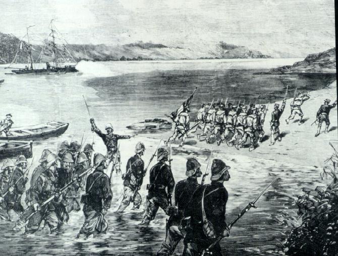 Kết quả hình ảnh cho bức ảnh về cuộc kháng chiền từ năm 1858 đến 1873