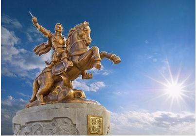 Tượng đài Quang Trung ở Bình Định