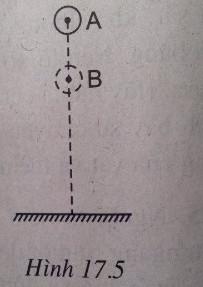 Giải bài tập SBT Vật lý lớp 8 bài 17: Sự chuyển hóa và bảo toàn cơ năng
