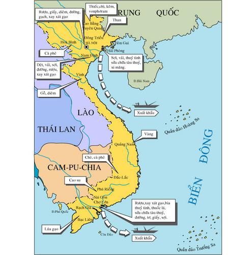 Nguồn lợi của tư bản Pháp ở Việt Nam trong cuộc khai thác lần thứ hai.